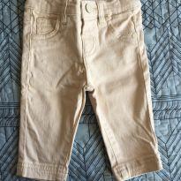Calça de sarja - 3 a 6 meses - Teddy Boom