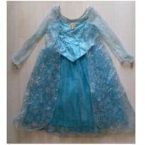 Fantasia Elsa - 6 anos - Disney