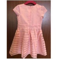 Vestido rosa momi - 3 anos - Momi