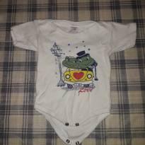 Body sapinho - 0 a 3 meses - Tilele Baby