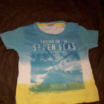 Camisa milon - 3 meses - Milon