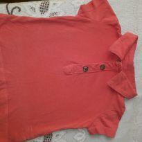 Camisa baby club - 6 a 9 meses - Baby Club