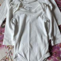 Body carters - 0 a 3 meses - H&M, Carters e C&A