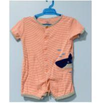 Romper carters baby shark - 12 a 18 meses - Carter`s