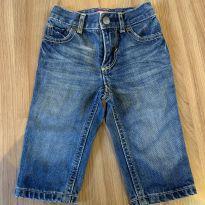 Calça jeans Tommy - 6 a 9 meses - Tommy Hilfiger