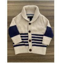 Blusa de frio Tommy - 3 a 6 meses - Tommy Hilfiger