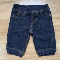 """Calça """"jeans"""" confortavel - Recém Nascido - Carter`s"""