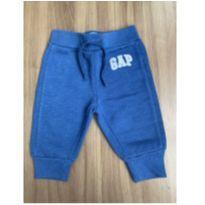 Calça moletem Gap - 6 meses - Baby Gap