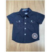Camisa manga curta - 3 meses - Milon