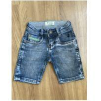 Bermuda Jeans - 1 ano - Toffee