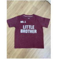 Camiseta Carters - 2 anos - Carter`s