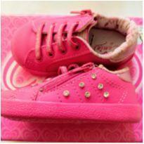 Tênis pink - 20 - Camin