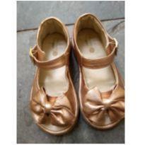 Sandália de couro Kimey - 26 - Kimey