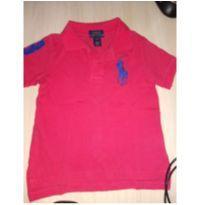 Camisa Polo Rauph Lauren - 3 anos - Ralph Lauren