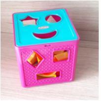 Cubo formas geométricas Playskool
