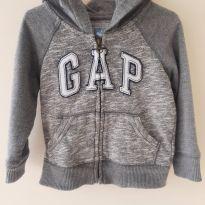 Casaquinho com capuz - GAP - 18 a 24 meses - Baby Gap