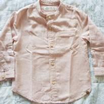 Camisa listrada - 18 a 24 meses - Zara