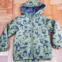 Casaco verde - 3 anos - Bambini