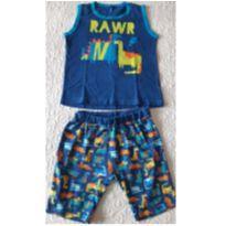 Pijama puket - 4 anos - Puket