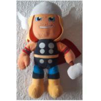 Pelúcia boneco Thor -  - Buba