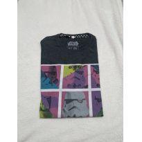 Camiseta Star Wars C&A - 14 anos - C&A