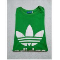 Camiseta Adidas verde - 14 anos - Adidas