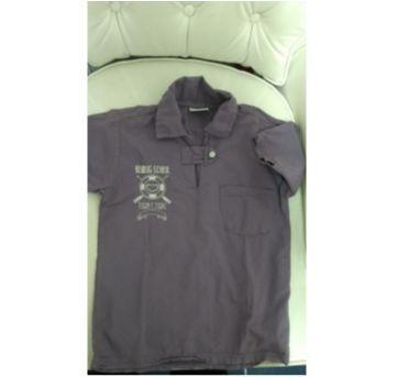 Camiseta Tigor Tam 4 - 3 anos - Tigor T.  Tigre
