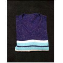Blusa em lã Tam 6 - 6 anos - Sem marca