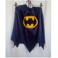Capa de Batman - 4 anos - Artesanal