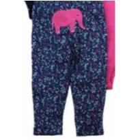 Calça individual Carters - Elefantinho - RN - Recém Nascido - Carter`s