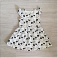 Vestido de gatinho - 1 ano - Poim, Cherokee e Up Baby