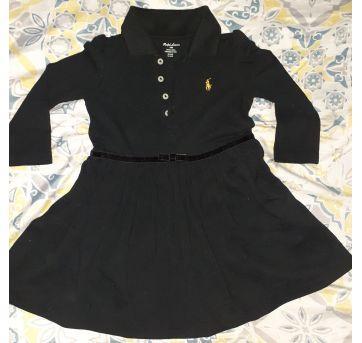 Vestido lindo Ralph Lauren - 18 meses - Ralph Lauren