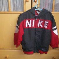 casaco bicolor - 4 anos - Nike