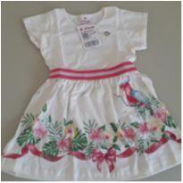 Vestido Brandili - 18 a 24 meses - Brandili