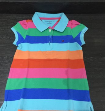 Blusa Polo Tomy Hifiger - 2 anos - Tommy Hilfiger