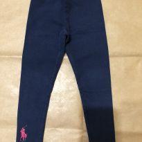 Calça legging Ralph Lauren 4T
