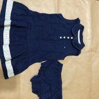 Vestido Tommy Hilfiger 3T - 3 anos - Tommy Hilfiger