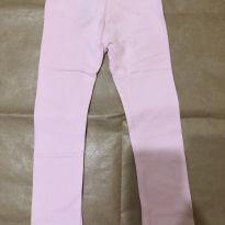 Calça legging Tommy Hilfiger Rosa 4T - 4 anos - Tommy Hilfiger