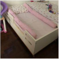 Mini cama abracadabra com colchão -  - Abra Cadabra
