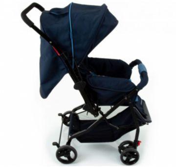 Carrinho de Bebê Passeio Cosco Reclinável - Alça Reversível 3 Posições - Sem faixa etaria - Cosco