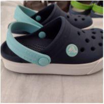 Crocs Azul Linda