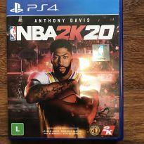 JOGO PS4 NBA 2K20 -  - Não informada