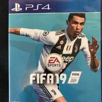 JOGO PS4 FIFA 2019 - PlayStation4 -  - Não informada