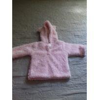 Blusa de inverno teddy boom - 0 a 3 meses - Teddy Boom