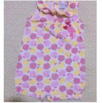 Romper tilly baby - 9 a 12 meses - Tilly Baby