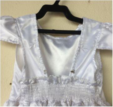 Vestido dama de honra - 18 a 24 meses - Sem marca