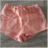 shorts última baby - 1 ano - Up Baby