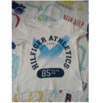 Camiseta Tommy - 2 anos - Tommy Hilfiger