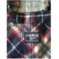 Jardineira Oshikosh - 18 a 24 meses - OshKosh e Genuine Kids  OshKosh
