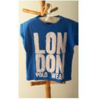 Camiseta Polo Wear - 4 anos - Polo Wear